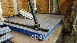 5000 LB Scales for Less DIGITAL FLOOR SCALE PALLET WAREHOUSE PLATFORM NEW