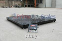 5 Year Warranty 2,500 lb 3x3 Pallet Floor Scale Warehouse NTEP Legal 4 Trade