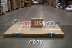 5 Year Warranty 7,000 lb 40 x 40 Floor Scale Weighing Pallets Indicator