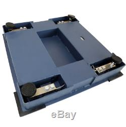 5 Year Warranty NTEP 8,000 lb 4x4 Pallet Floor Scale Indicator Legal 4 Trade