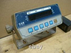 CAS CI-2001A Indicator RS-232 Connection Bright LED Display Pallet scale weigh