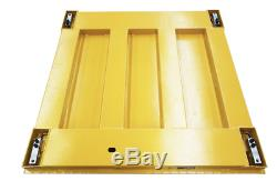 New 10000lb/1lb 40 x 40 Floor Scale /Pallet Scale with Indicator